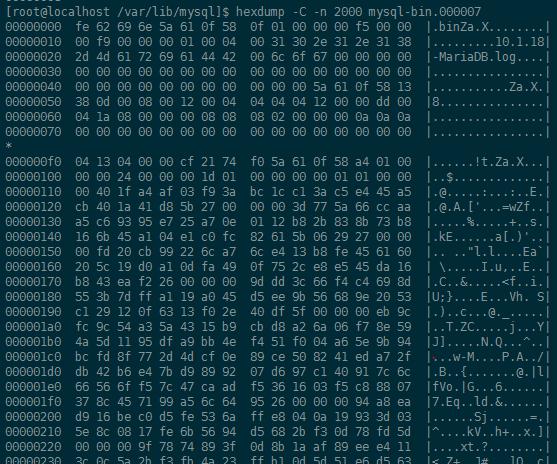MariaDB 加密特性及使用方法