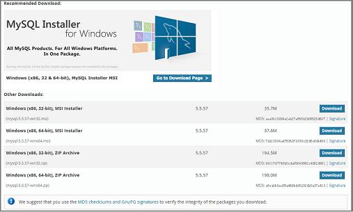 MySQL 新手安装教程(windows版)